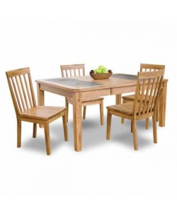 Ebony dining set